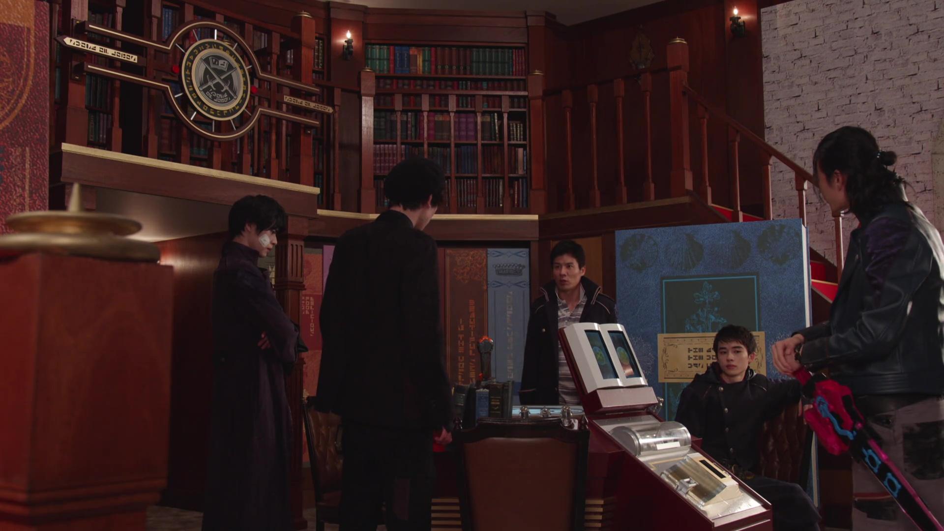 Kamen Rider Saber Episode 12 Recap