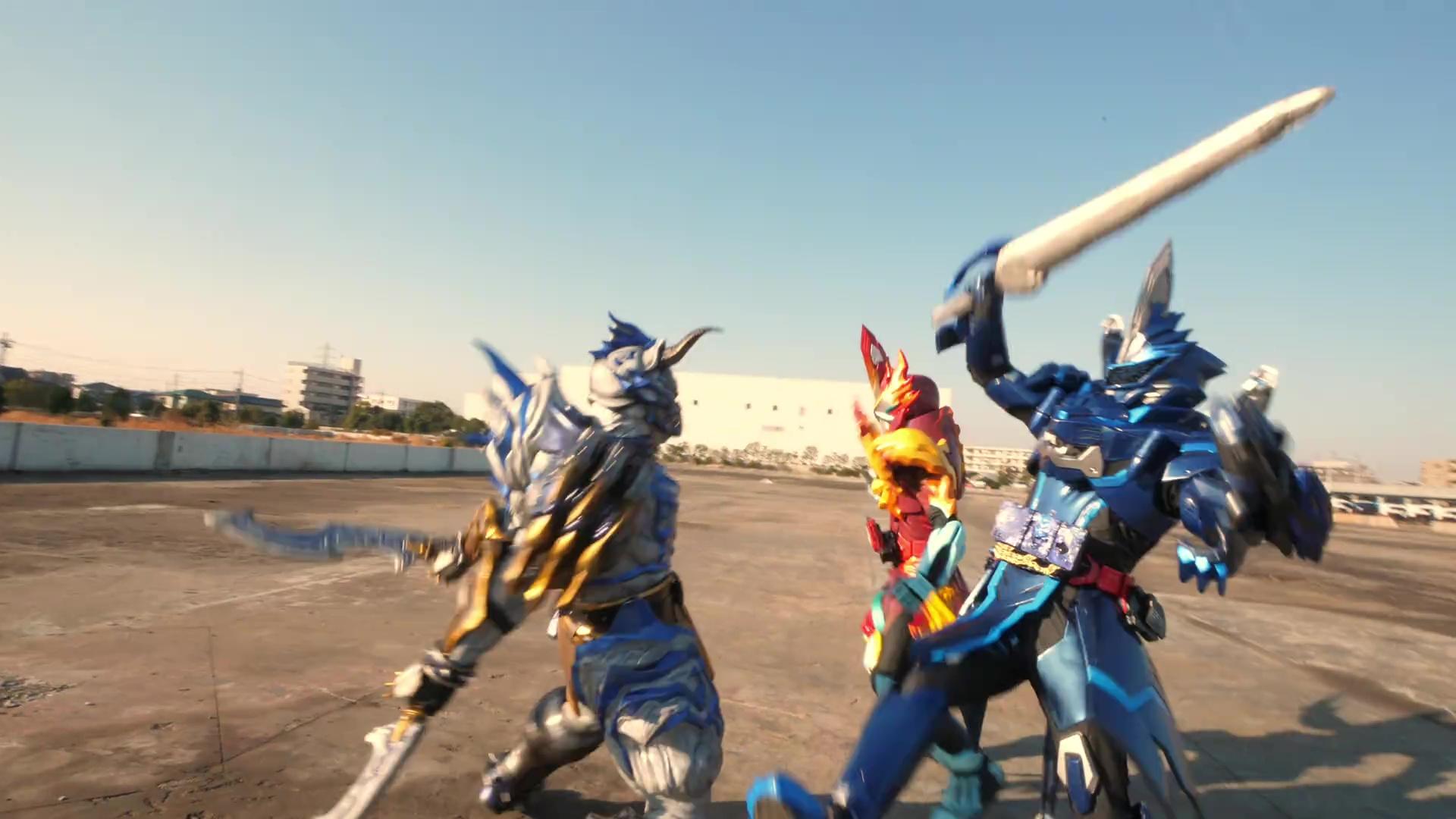Kamen Rider Saber Episode 31 Recap