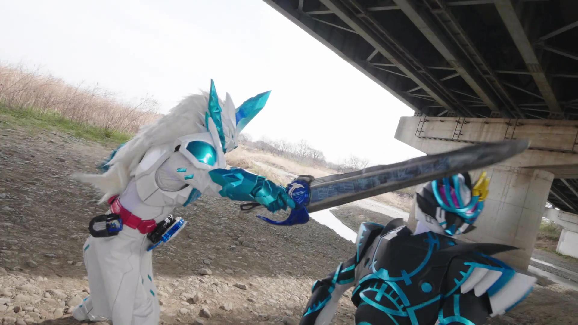 Kamen Rider Saber Episode 34 Recap