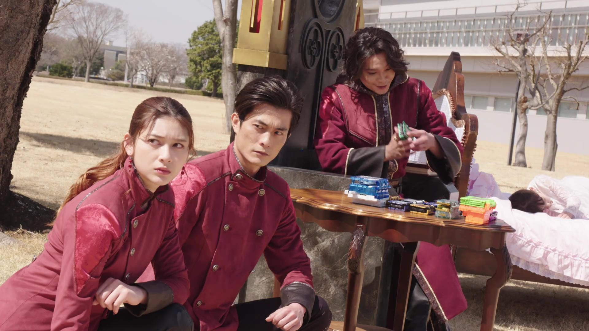Kamen Rider Saber Episode 35 Recap