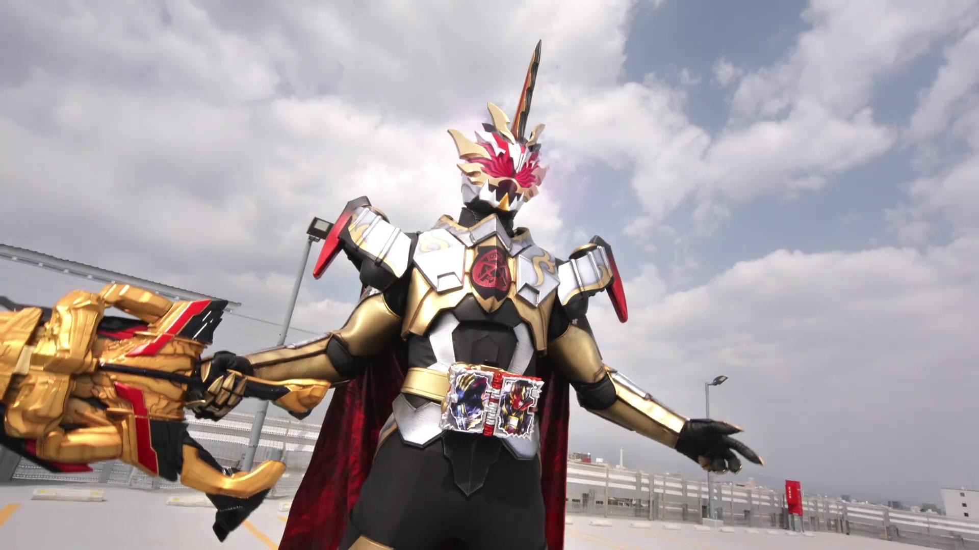 Kamen Rider Saber Episode 36 Recap