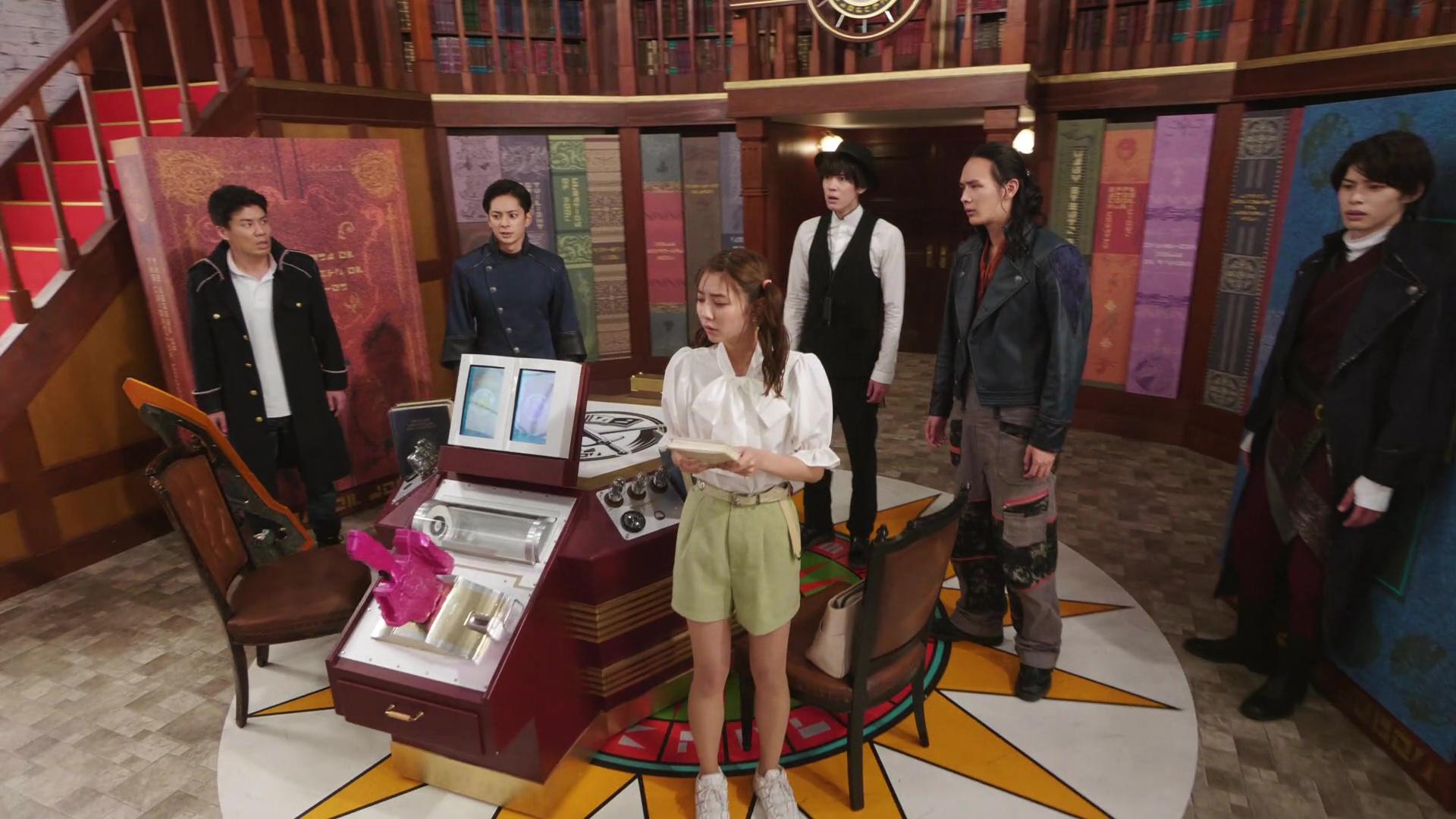Kamen Rider Saber Episode 42 Recap