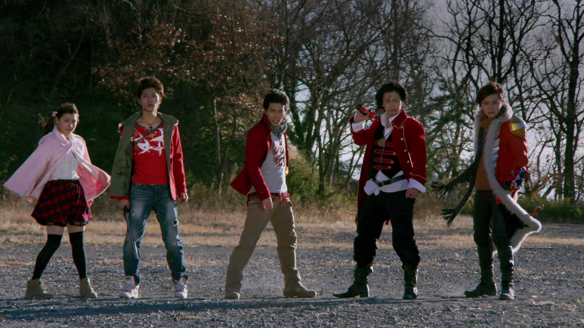 Super Sentai Strongest Battle