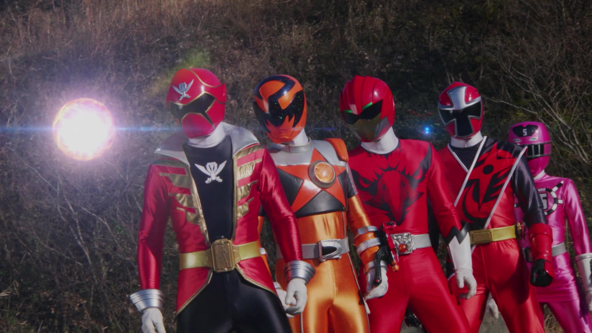 Super Sentai Strongest Battle