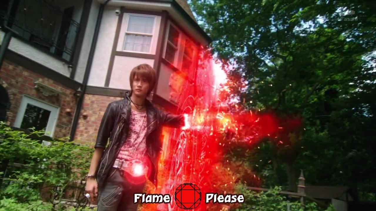 Kamen Rider Wizard 49