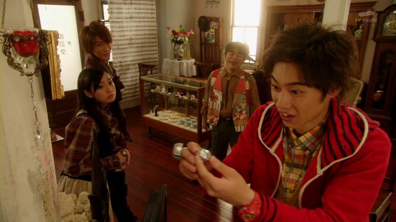 Recap: Kamen Rider Wizard, Episode 12 – The Wagashi of Hope