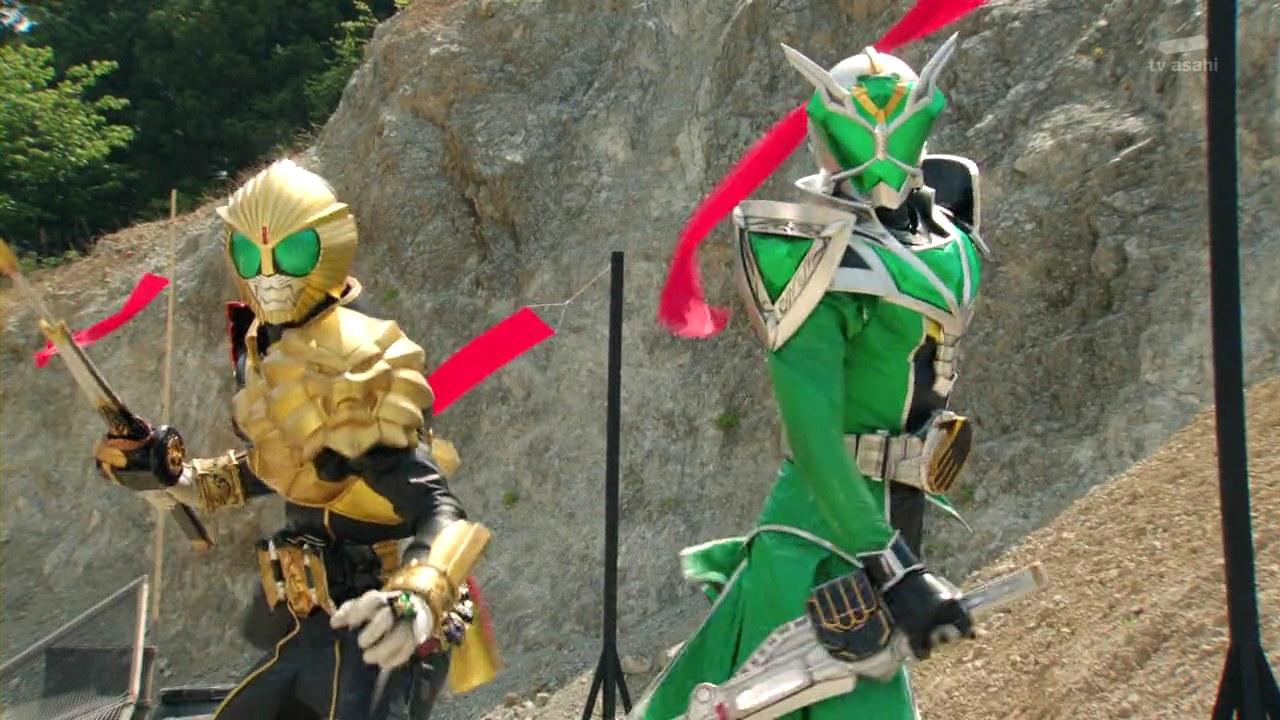Kamen Rider Wizard 41