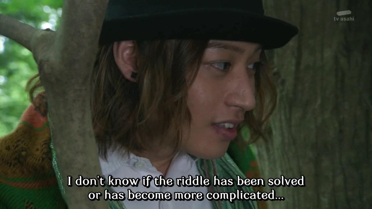 Kamen Rider Wizard 43