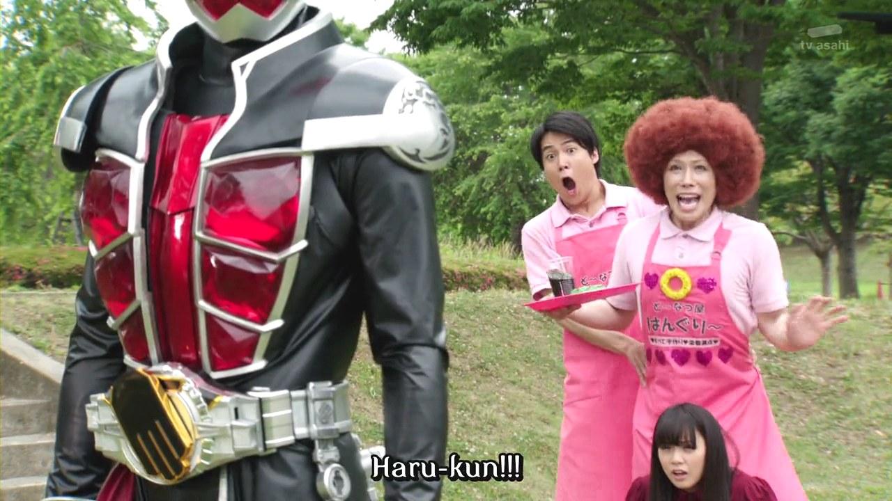 Kamen Rider Wizard 44