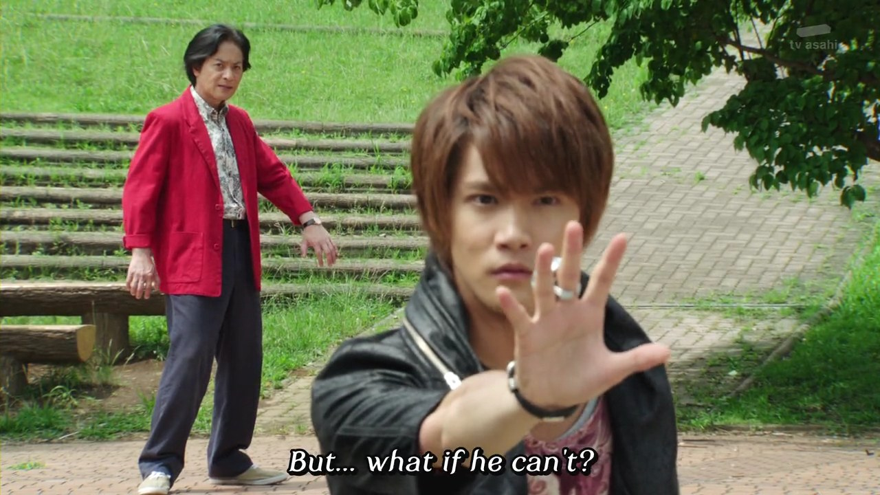 Kamen Rider Wizard 45