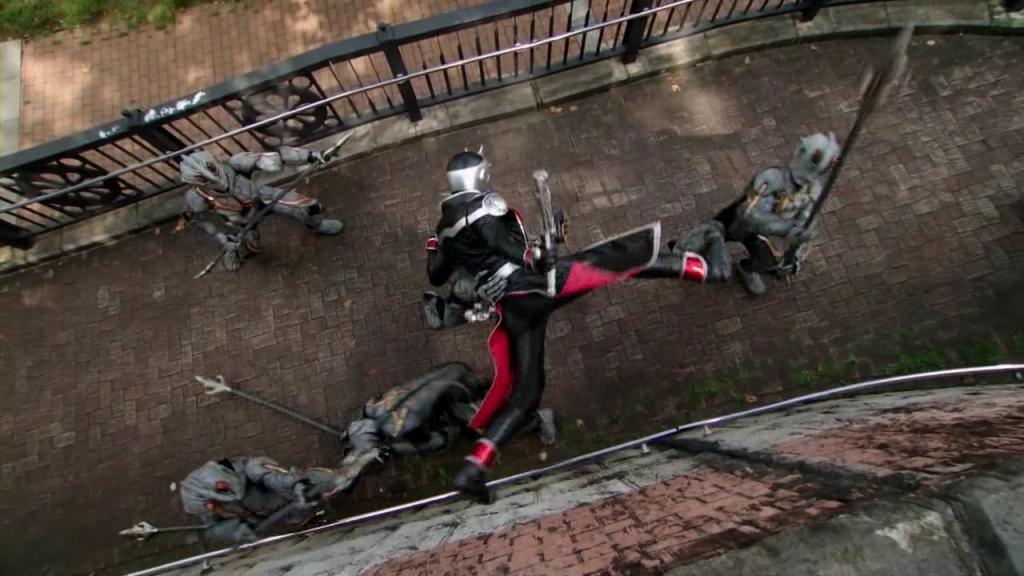 Kamen Rider Wizard 8