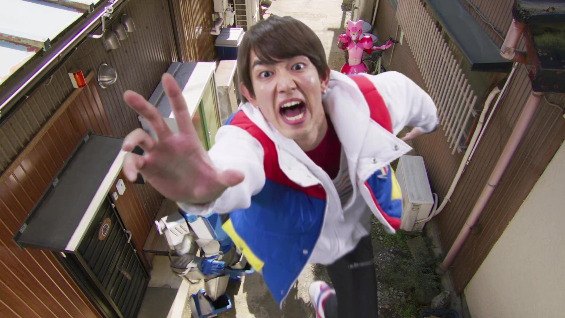 Kikai Sentai Zenkaiger Episode 5 Recap