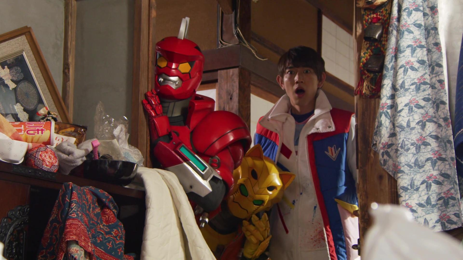 Kikai Sentai Zenkaiger Episode 6 Recap