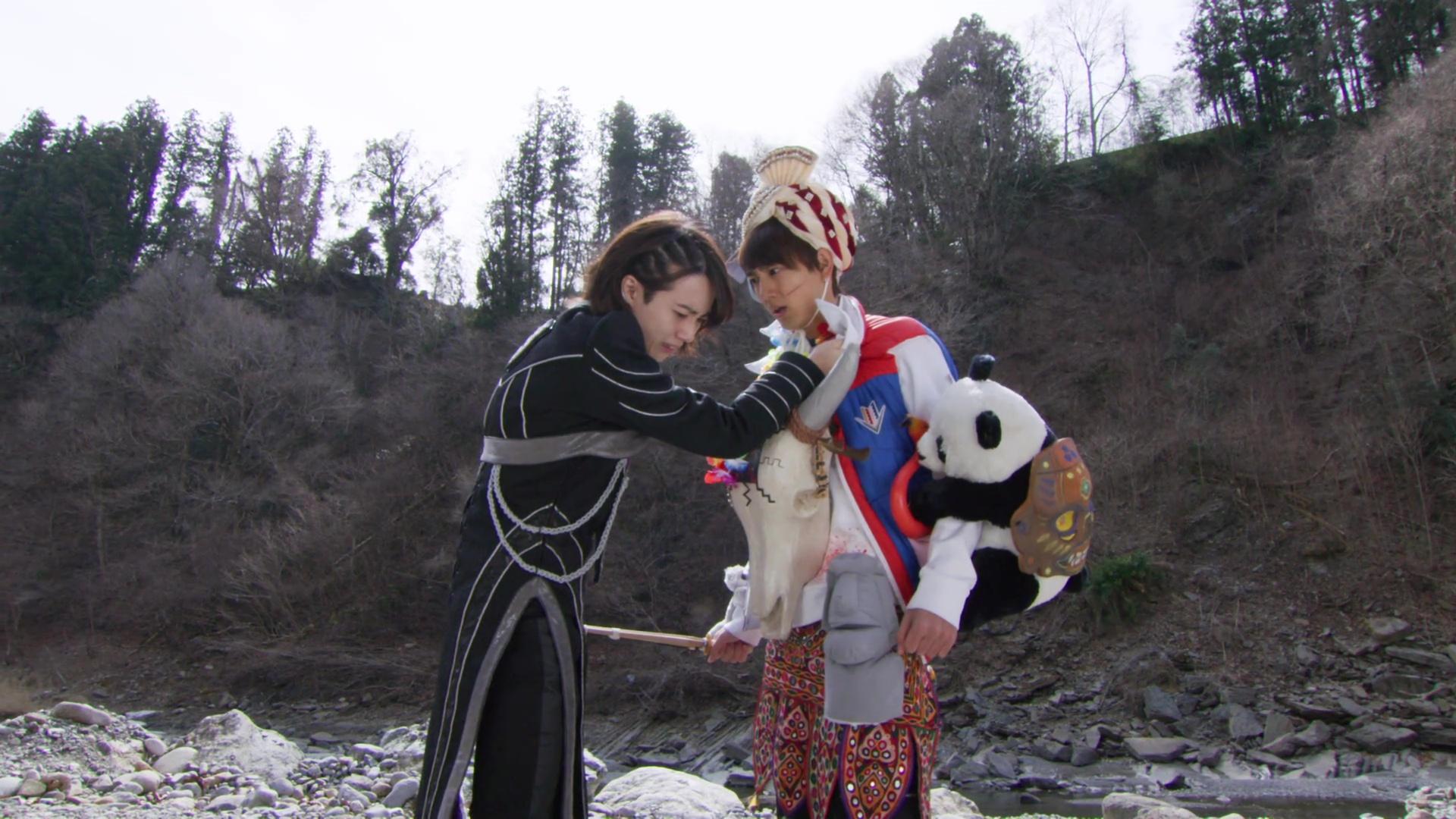 Kikai Sentai Zenkaiger Episode 8 Recap