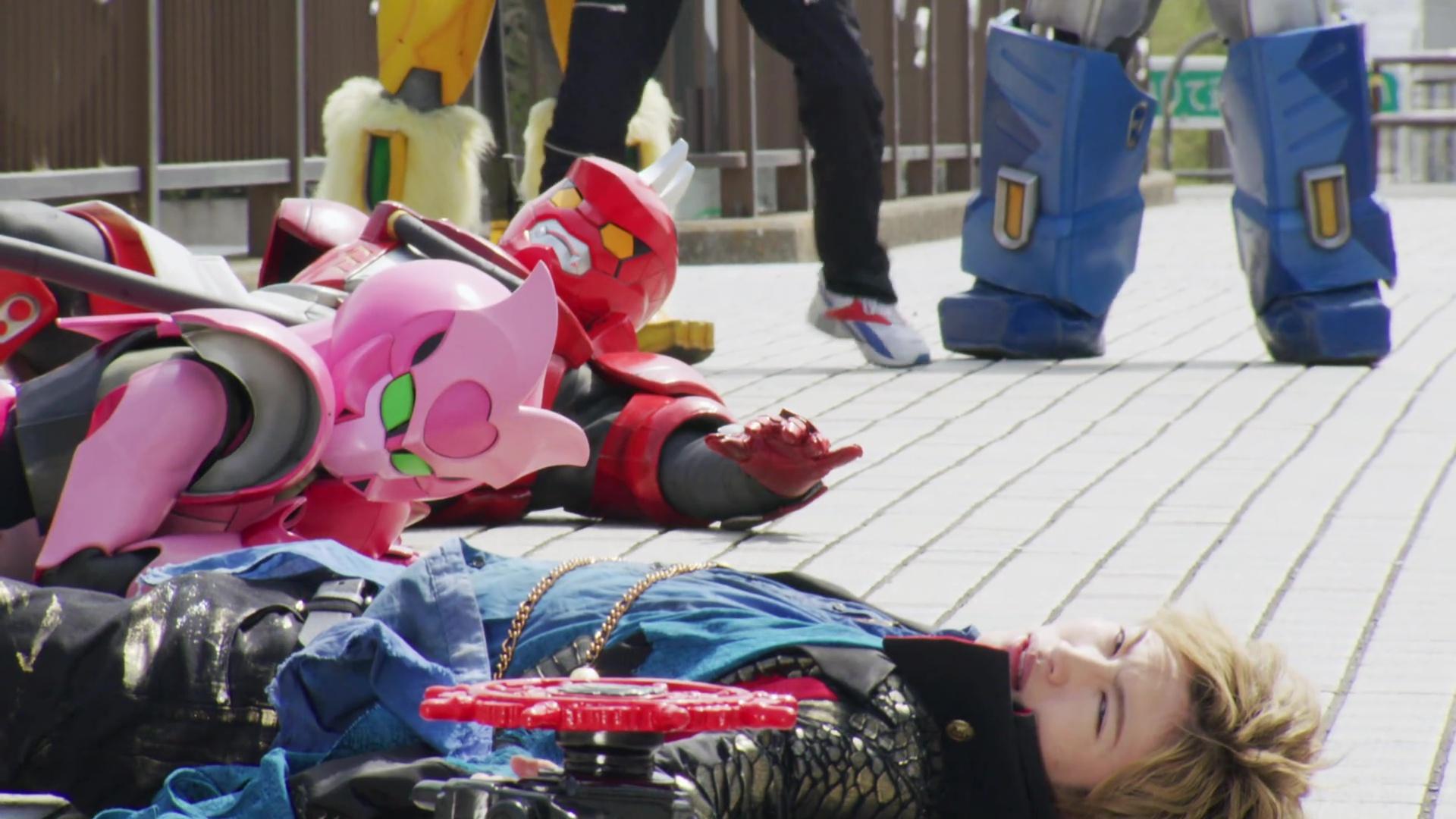 Kikai Sentai Zenkaiger Episode 12 Recap