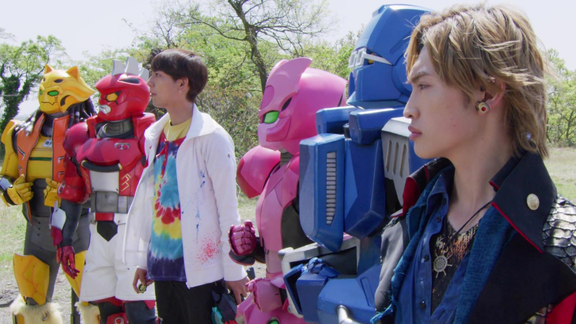 Kikai Sentai Zenkaiger Episode 14 Recap