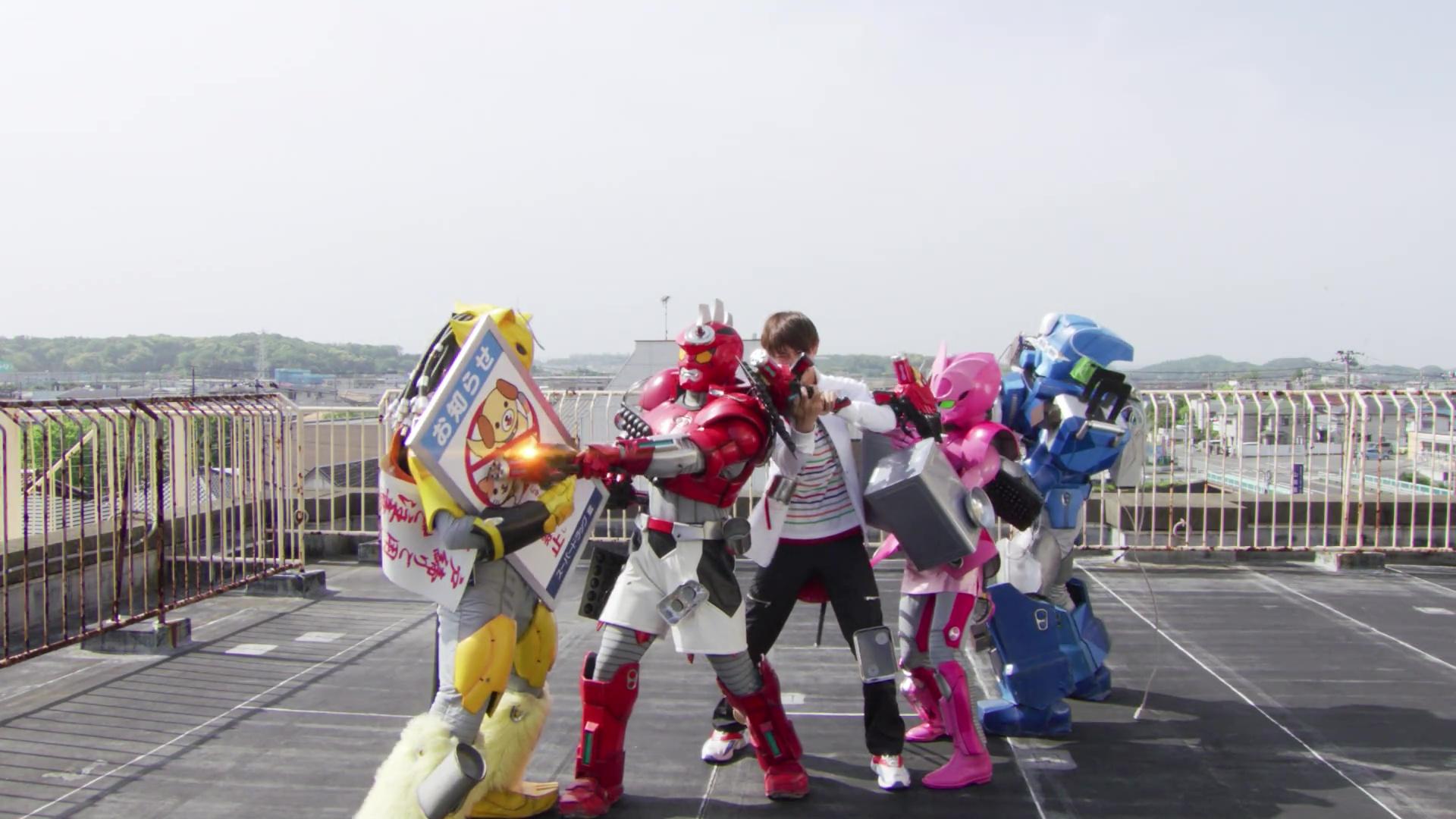 Kikai Sentai Zenkaiger Episode 16 Recap