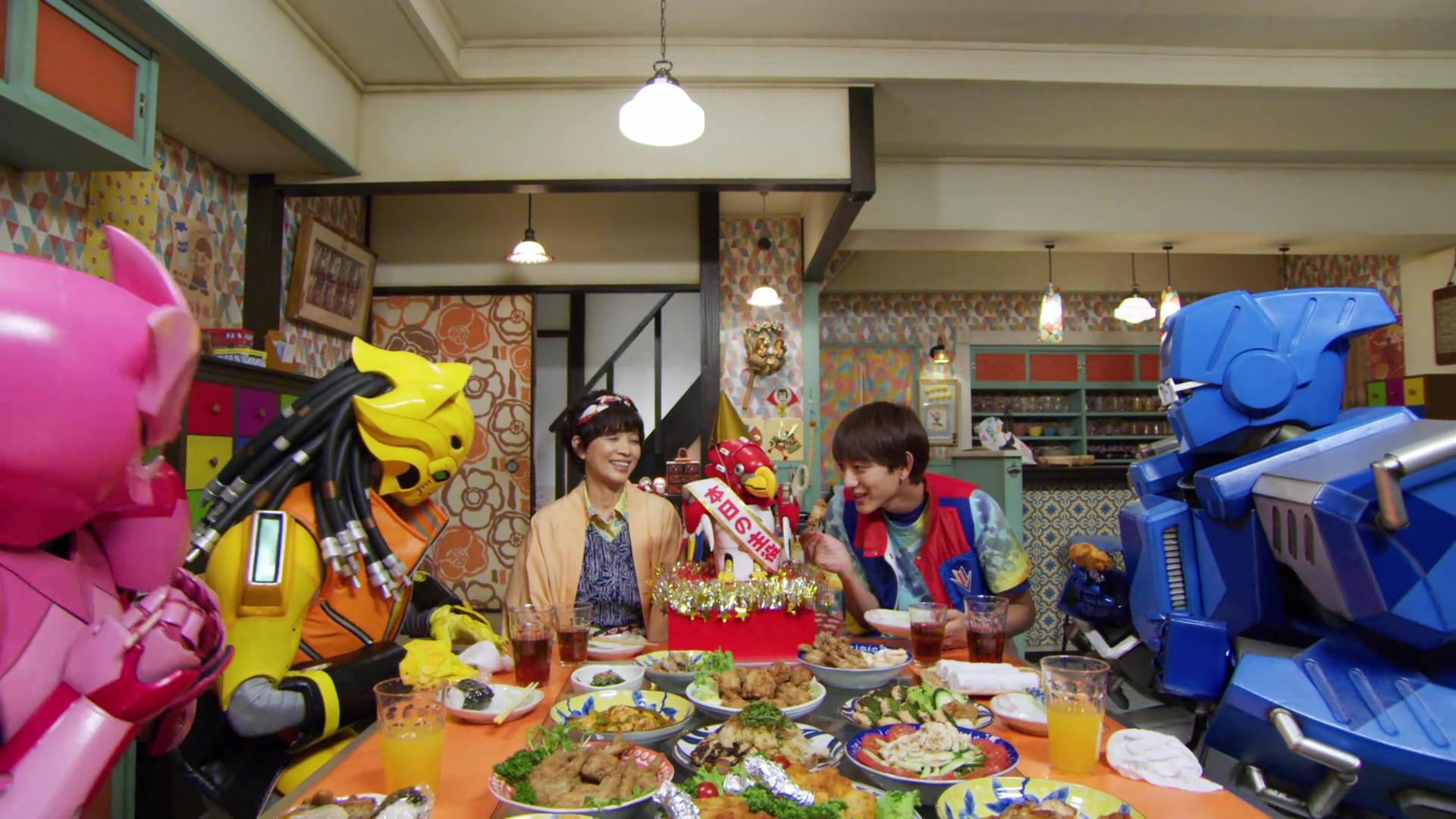 Kikai Sentai Zenkaiger Episode 25 Recap