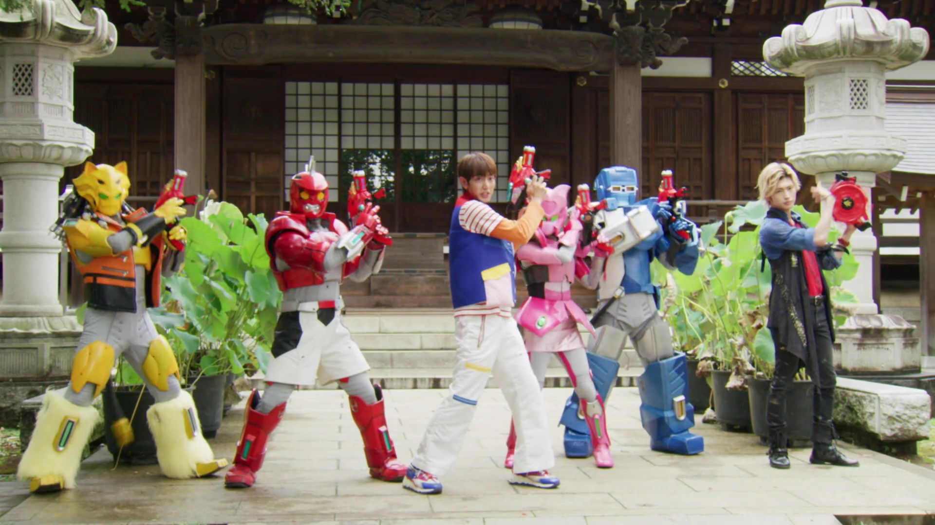 Kikai Sentai Zenkaiger Episode 30 Recap