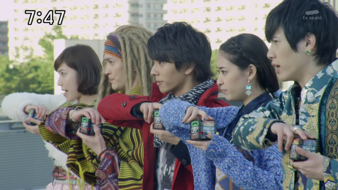 Zyuohger 2