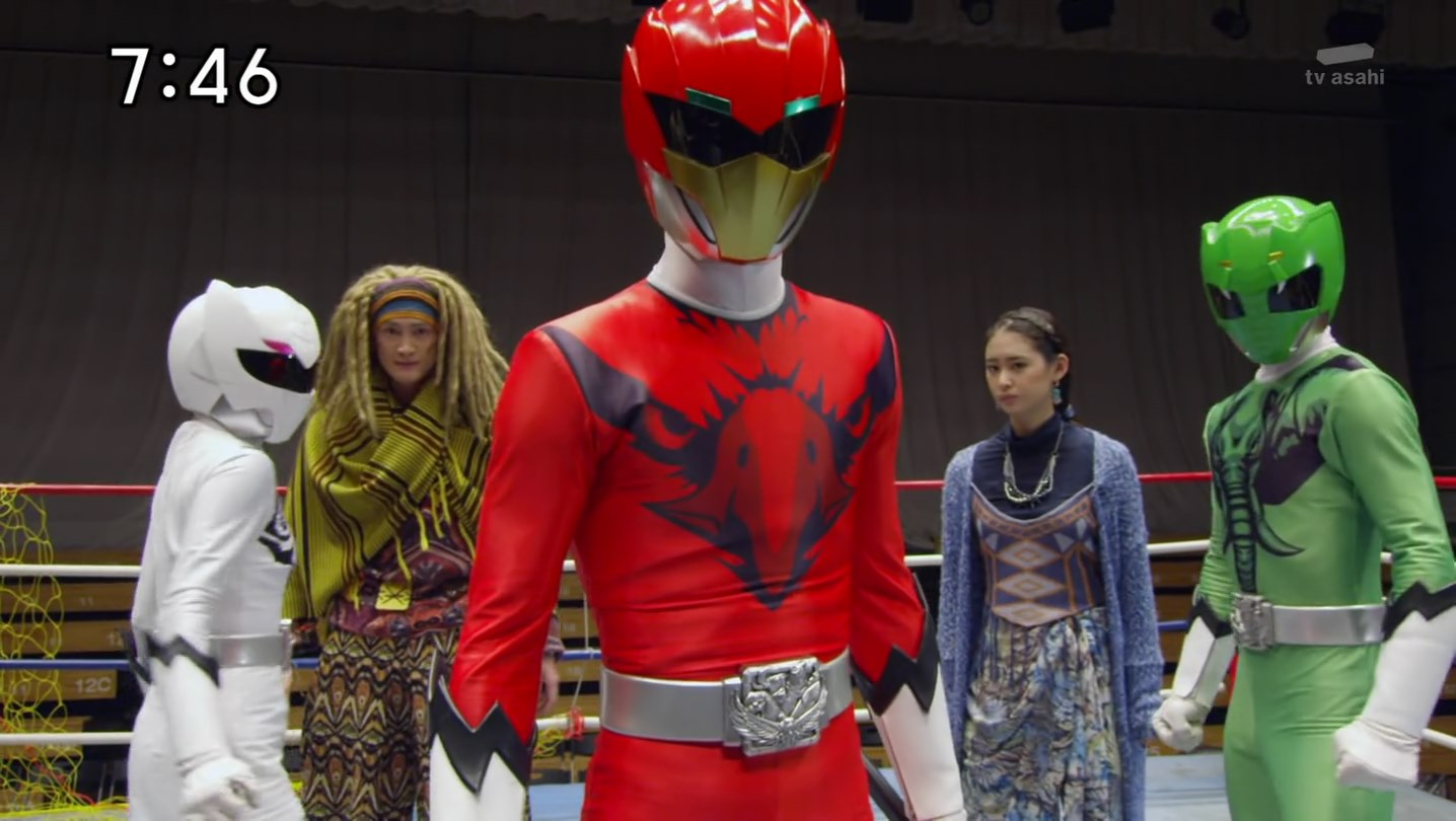 Zyuohger 4