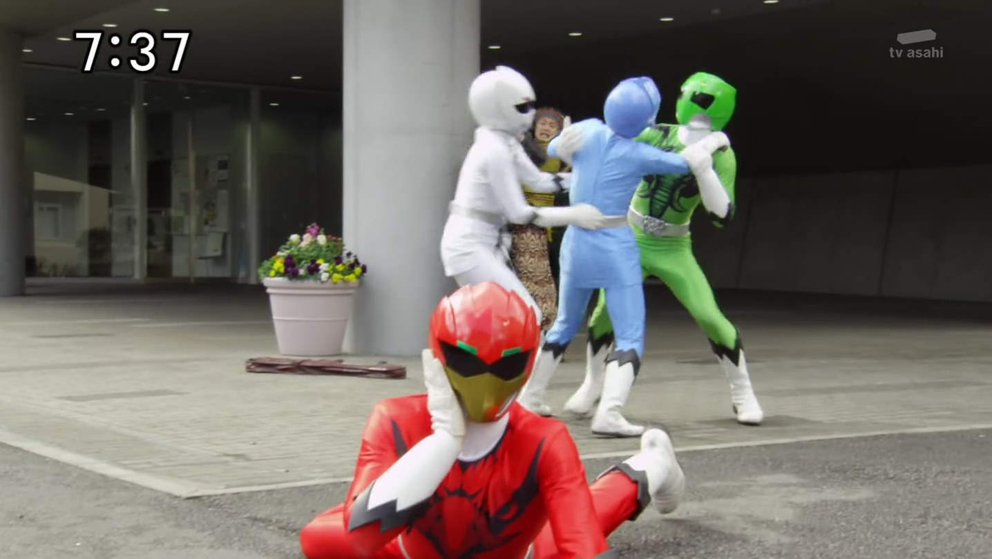 Zyuohger 08