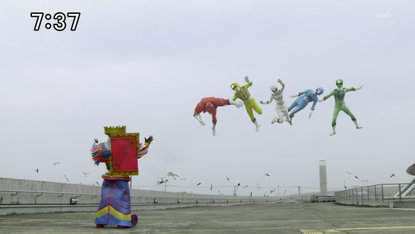 Zyuohger 17