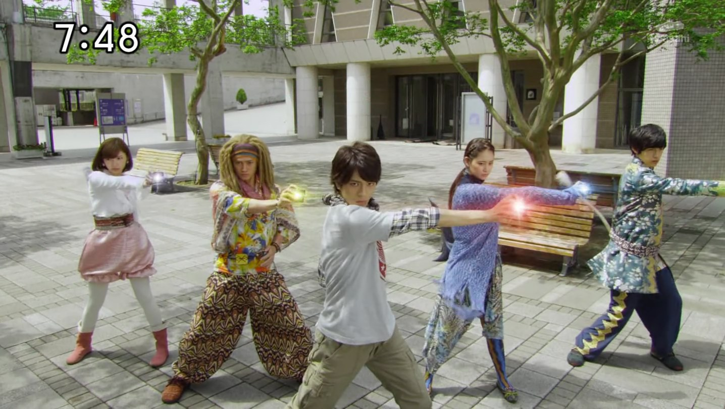 Zyuohger 18