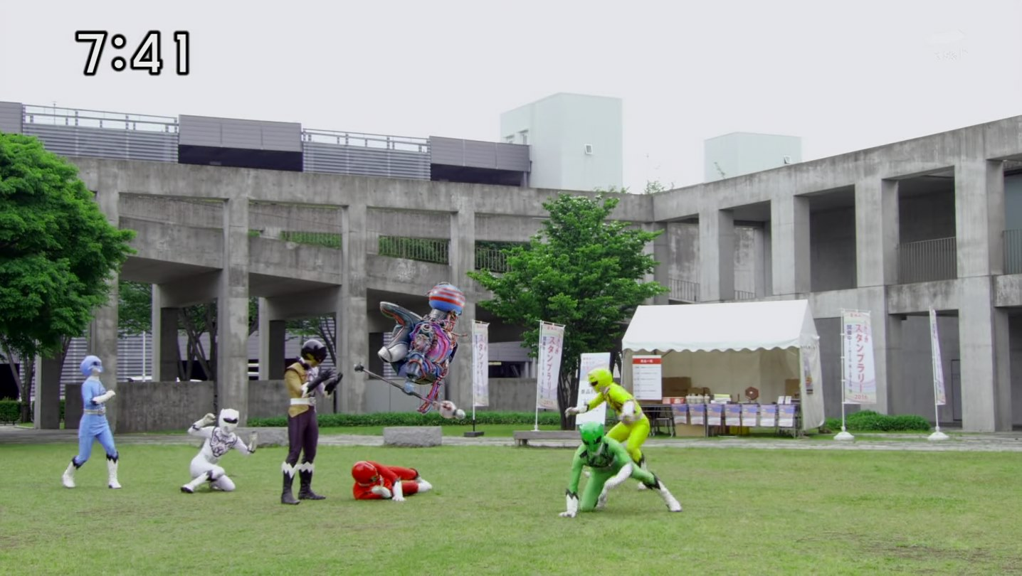 Zyuohger 22