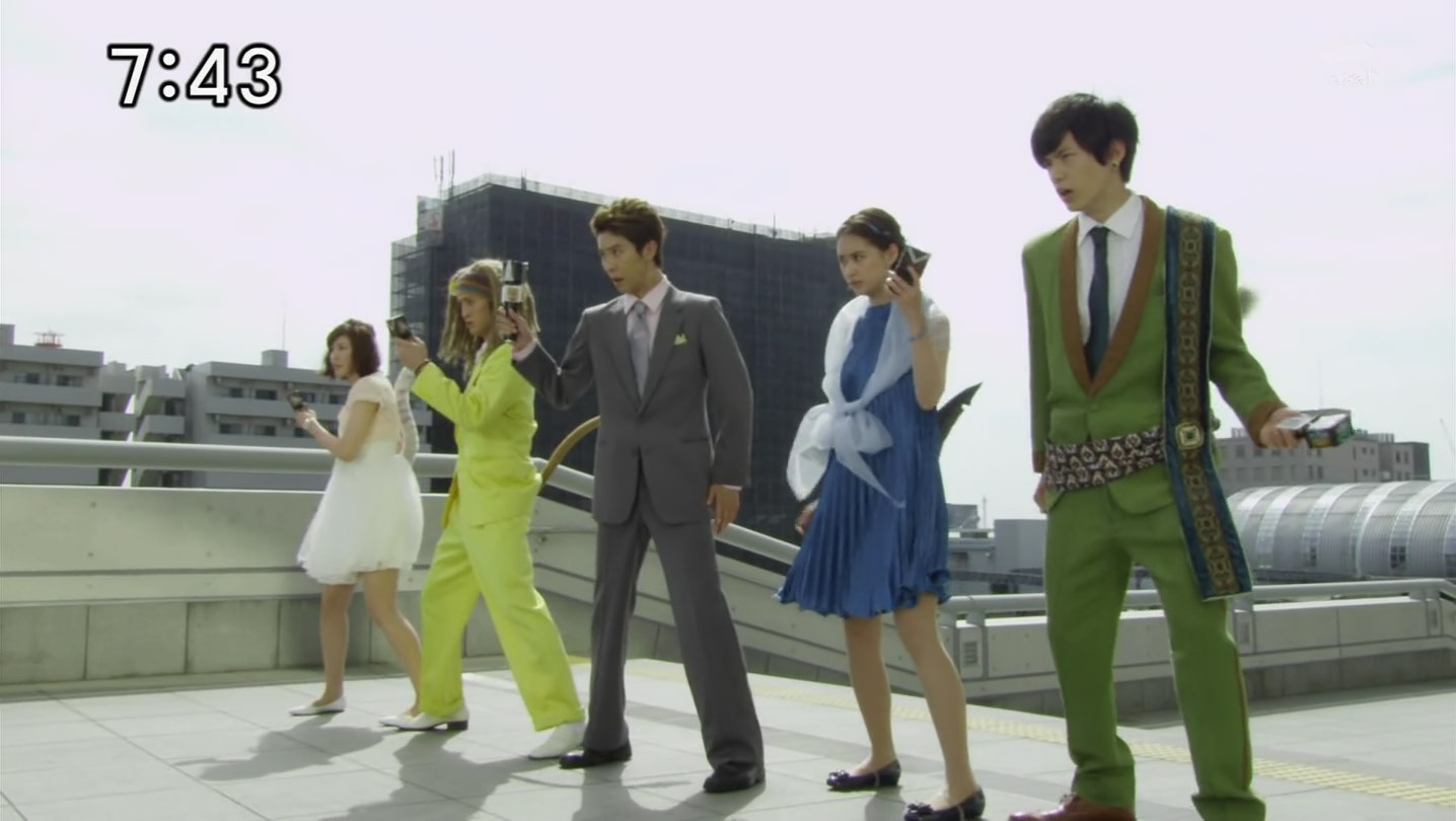 Zyuohger 26