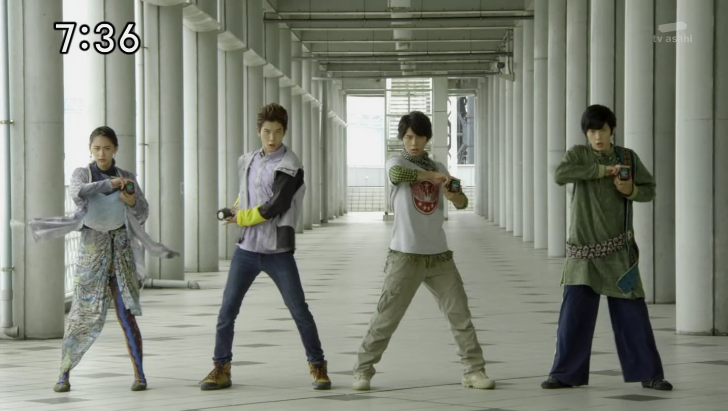 Zyuohger 33