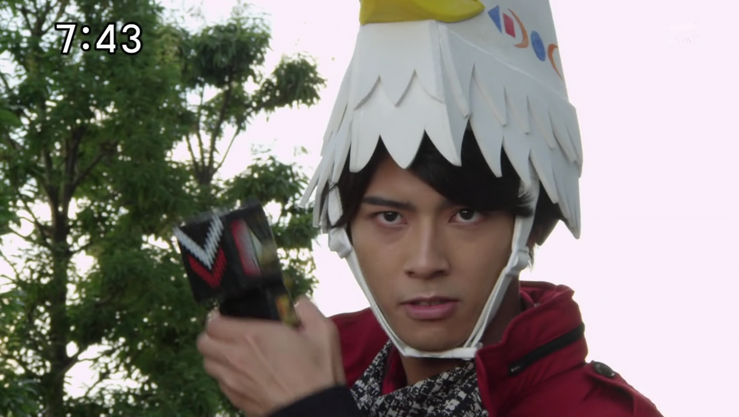 Zyuohger 34