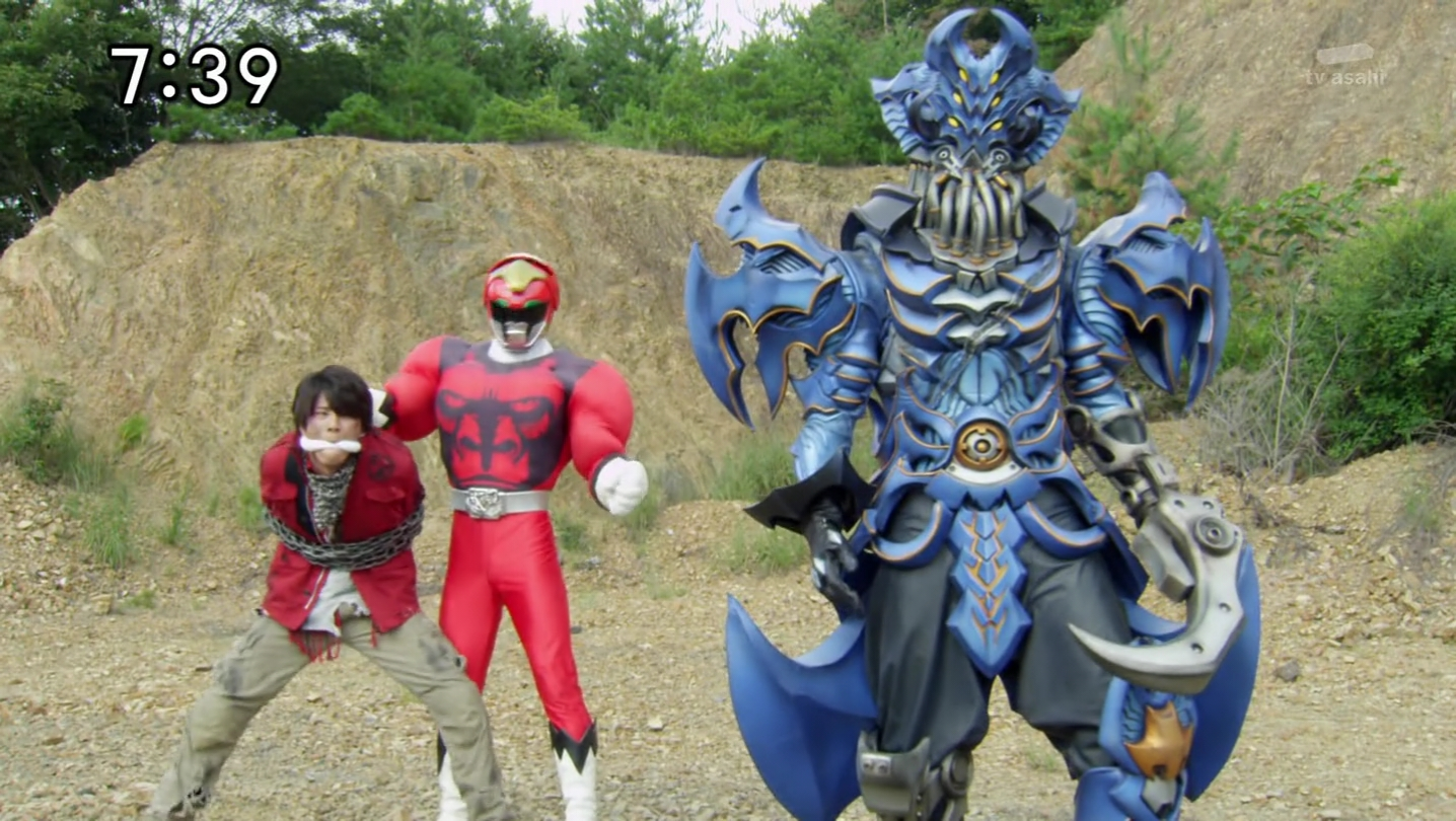 Zyuohger 35