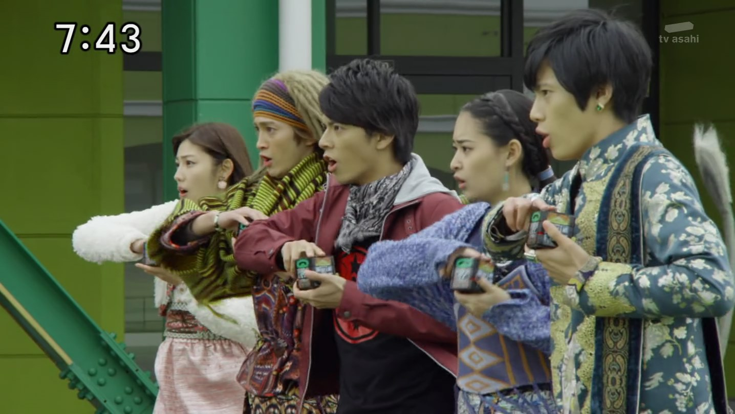 Zyuohger 42