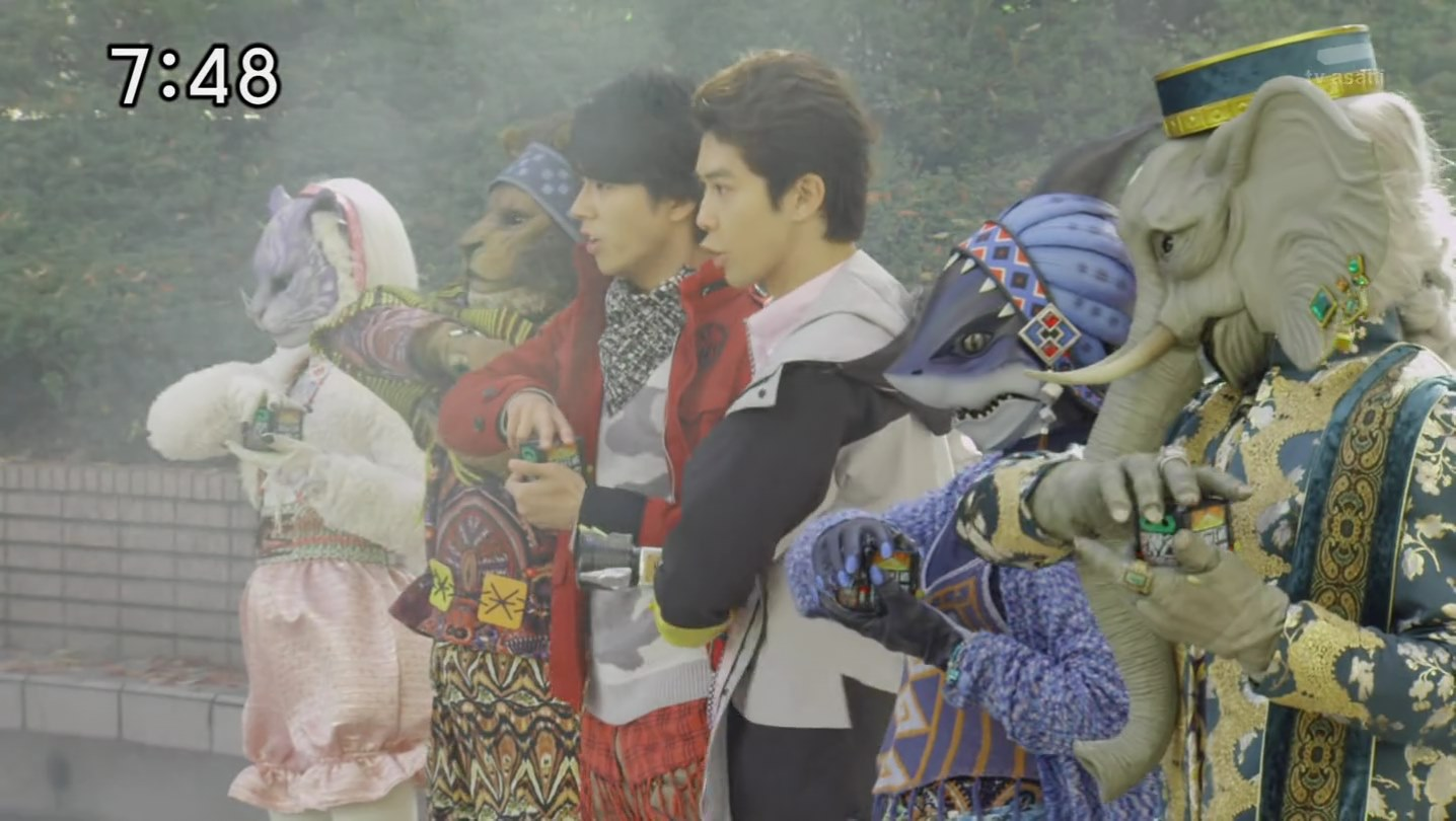 Zyuohger 43