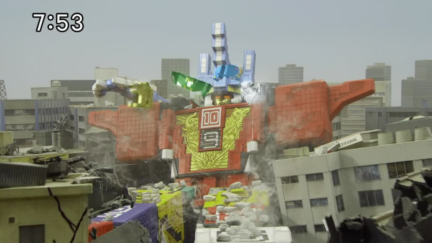 Zyuohger 46