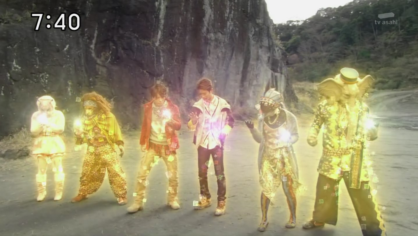 Zyuohger 48
