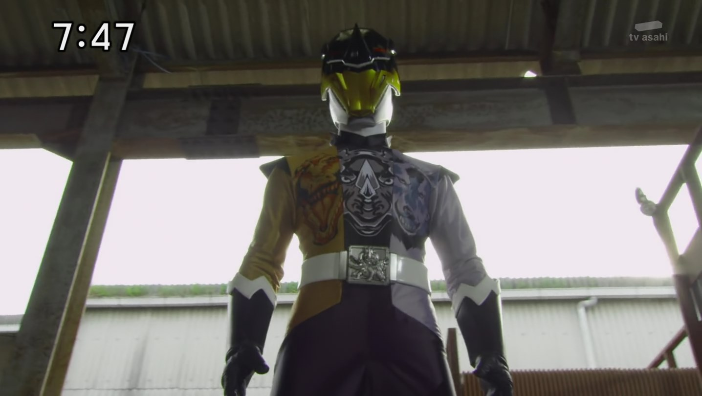 Zyuohger 20