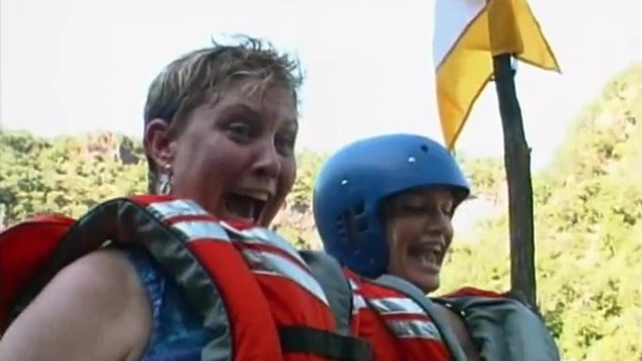 The Amazing Race 1 Episode 2