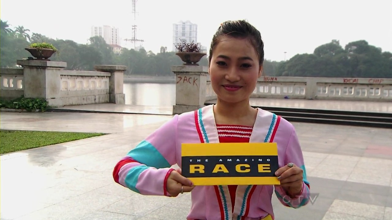 The Amazing Race 22, Episode 5 Vietnam