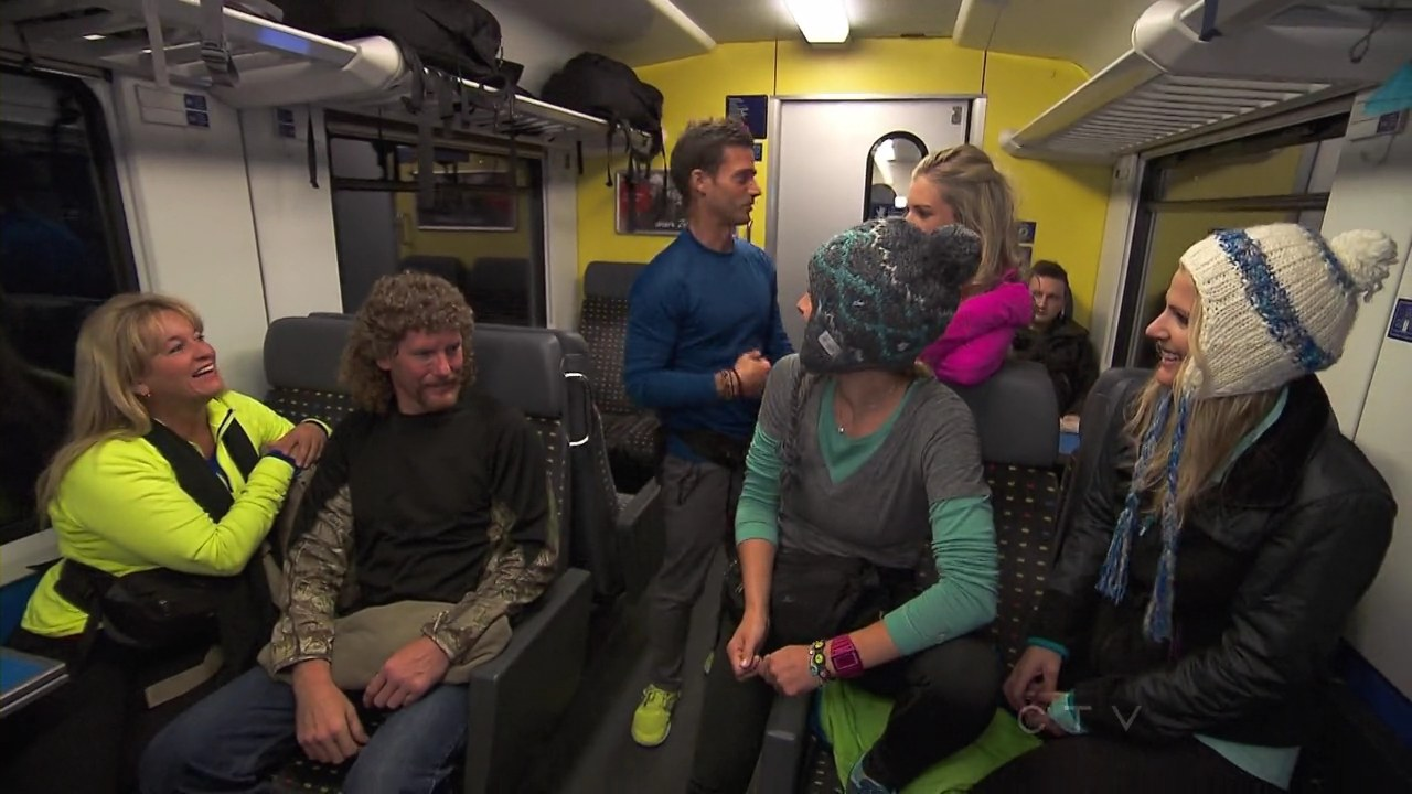 The Amazing Race 22, Episode 8