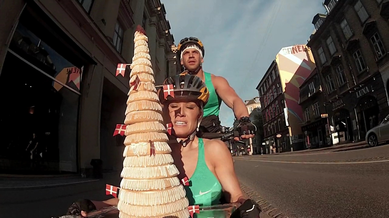Recap: The Amazing Race 25, Episode 4