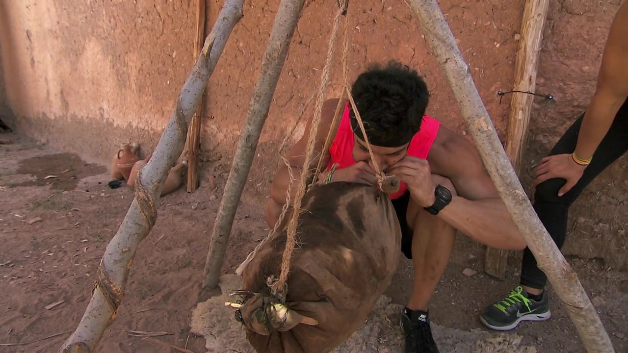 Recap: The Amazing Race 25, Episode 6