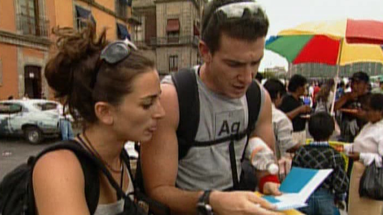 The Amazing Race 3 Episode 1 Recap