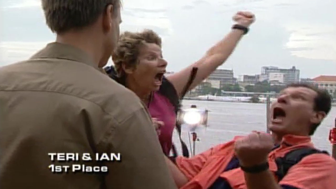 The Amazing Race 3 Episode 10 Recap