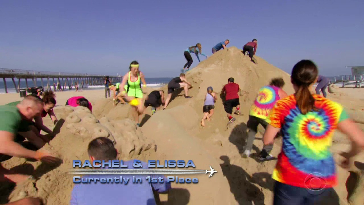 The Amazing Race 30 Episode 1
