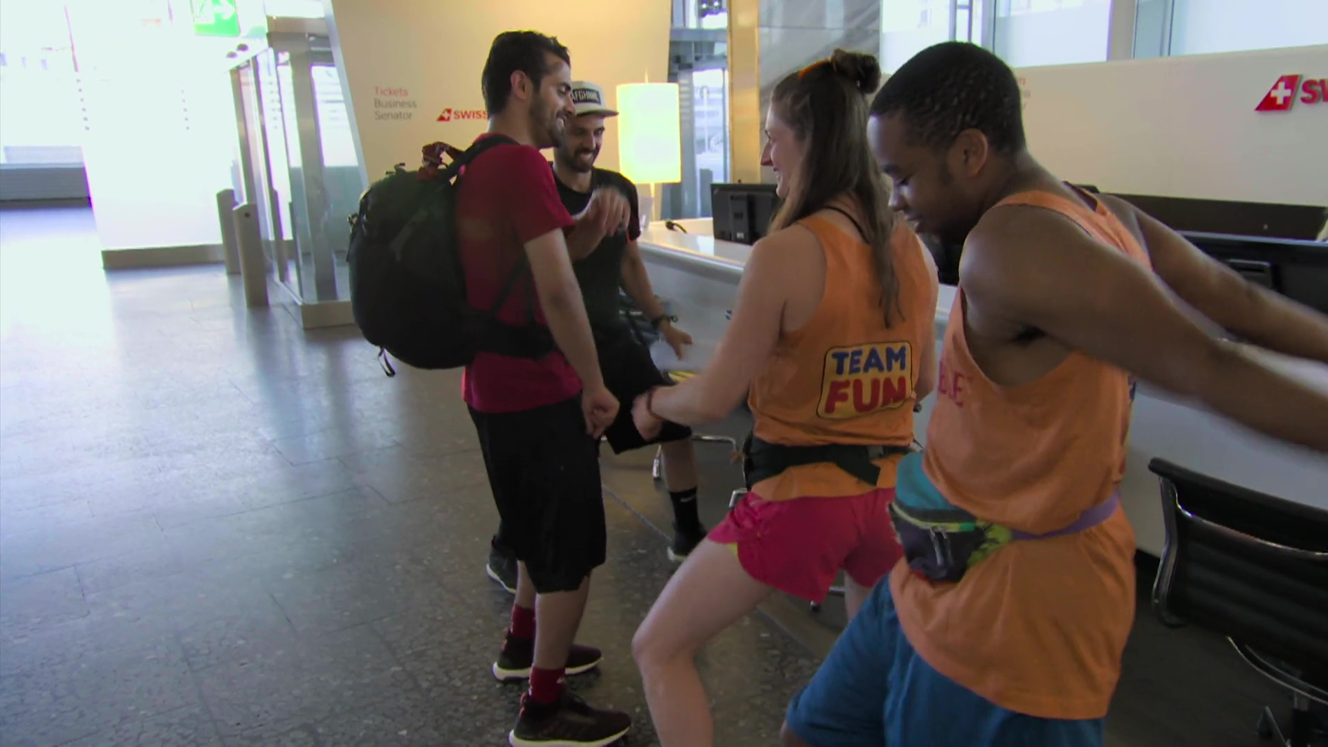 The Amazing Race 30 Episode 9