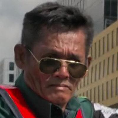 The Amazing Race 32 Manila Traffic Enforcer