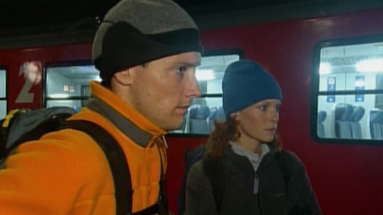 The Amazing Race 4 Episode 4