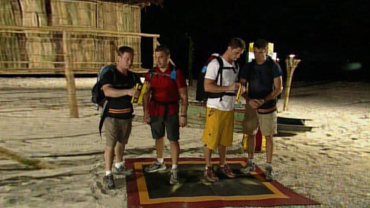 The Amazing Race 4 Episode 9